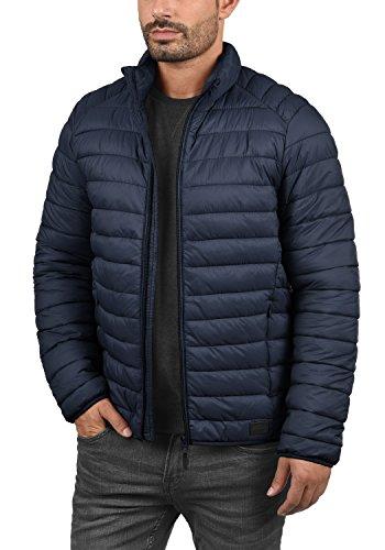 Blend Nils Herren Steppjacke Übergangsjacke Jacke Mit Stehkragen, Größe:S, Farbe:Navy (70230) - 3