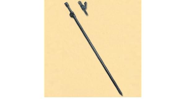 Bankstick Megal Storm 19mm mit Schnellverschluss 100-180cm