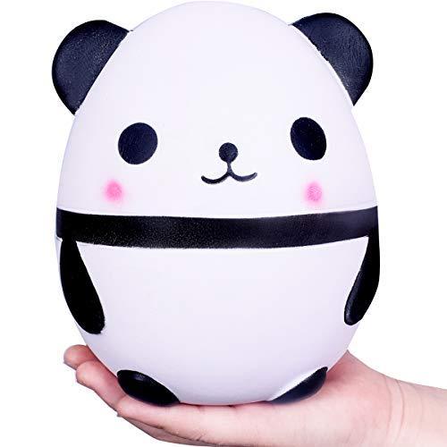 bo Langsam steigende Panda Creme duftende Kawaii Squishies Spielzeug für Kinder und Erwachsene reizendes Stressabbau-Spielzeug Großer Panda (Panda 01) ()