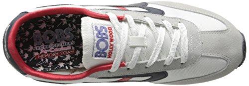 Bobs De Skechers Sunset Fashion Sneaker white