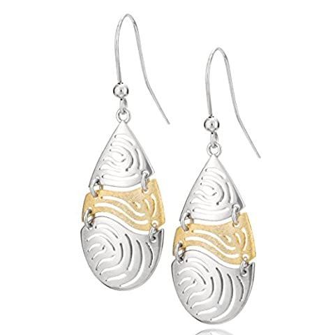Lilly Marie Exclusive Ladies Earrings Silver 925drops with Jewellery case best friends gift