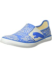 Puma Unisex Lazy Slip On Graphic DP Sneakers