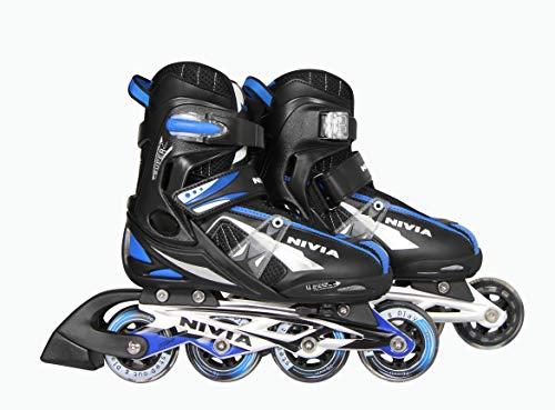 1. Nivia Super Inline Skates