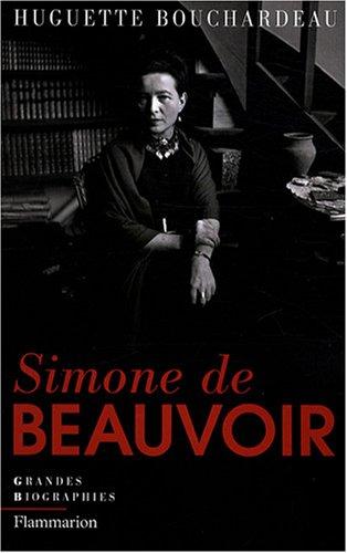 Simone de Beauvoir par Huguette Bouchardeau