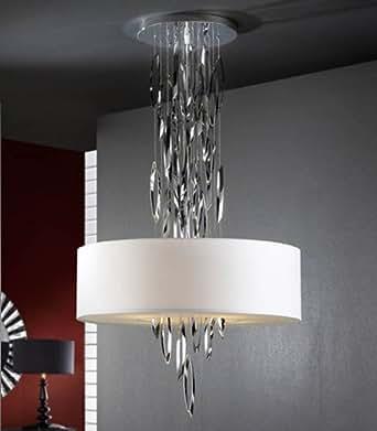 moderne lampen kollektion domo chromglanz beleuchtung. Black Bedroom Furniture Sets. Home Design Ideas