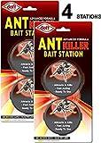 Doff Ant Bait Station 2 Pack X 2