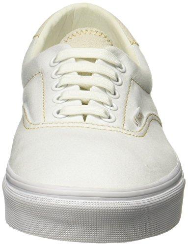 Vans Herren Ua Era 59 Sneakers (c & S) Vero Bianco / Sabbia