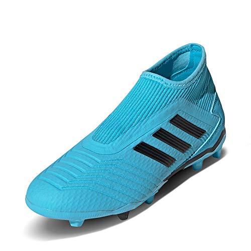 adidas Jungen Predator 19.3 Ll Fg J Fußballschuhe, Mehrfarbig (Ciabri/Negbás/Amasol 000), 35 EU