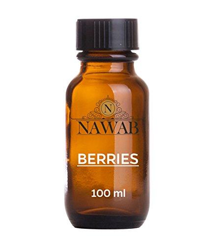 NAWAB Berries Essential Aroma Diffuser Oil (100ml)