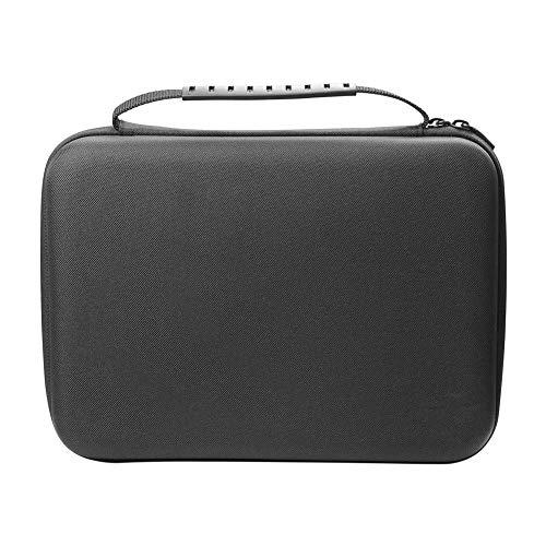 Organisator Lagerung Tasche (Poonkuos Hülle Tragen Etui Case für Sony Mini PS1 Playstation Classic,Tragbar Lagerung Box Organisator Tasche Fits Mini PS1(Stoßfest,Schwarz))