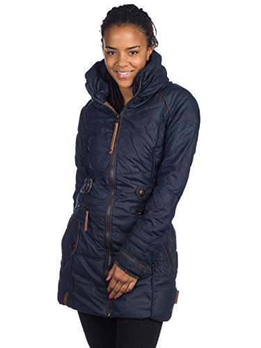 Naketano Knastrologin Steppjacke Damen - M