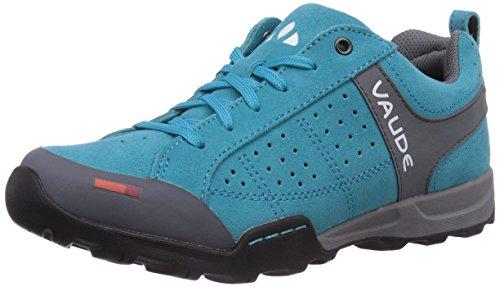 VAUDE Women's Leva, Chaussures de Fitness femme Turquoise - Türkis (hummingbird 586)