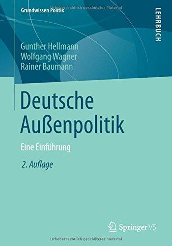 Deutsche Außenpolitik (Grundwissen Politik)