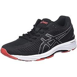 ASICS Gel-DS Trainer 23, Chaussures de Running Homme, Multicolore (Black/Carbon 001), 42.5 EU