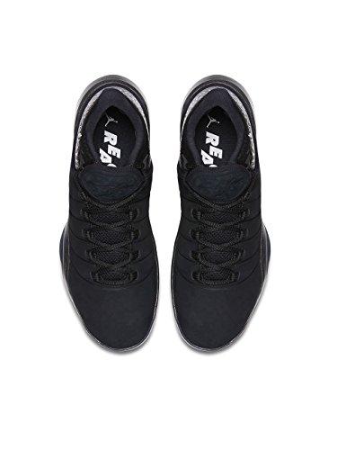 Nike Jordan Super.Fly 2017, Scarpe da Basket Uomo Nero (Black/chrome-anthracite)