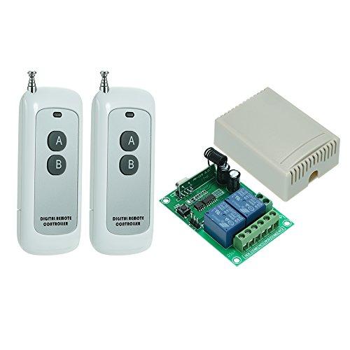 OWSOO Módulo Receptor Interruptor Control Remoto