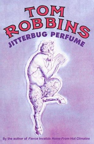 Jitterbug Perfume Cover Image