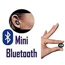 SR Global Mini Style Wireless Bluetooth Headphone for All Samsung Motoroal iPhone Xioami Asus Micromax Lenovo Coolpad - Assorted Color Model 210476