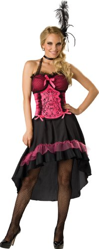 Saloon Gal Xl (Burlesque Outfit)