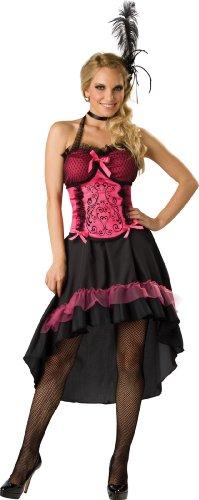 Imagen de in character costumes  disfraz de cabaret para mujer, talla xl 96004xl