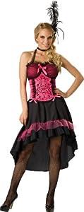 In Character Costumes - Disfraz de cabaret para mujer, talla M (96004M)