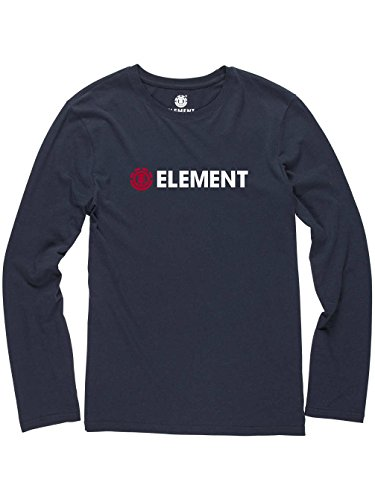 Element Horizontal Longsleeve Navy