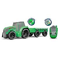 SilverLit–Tractor RC con Remolque, 81490