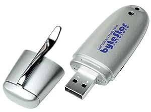 Bytestor 1GB  USB2 Flash Pen drive