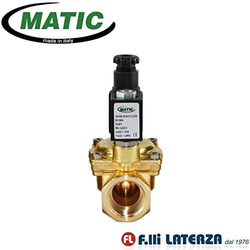 Normalerweise Offene Magnetventil (MATIC Magnetventil 2-Weg 1