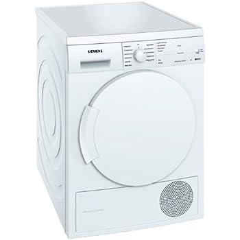 Siemens iQ300 WT44W162 Wärmepumpentrockner/A++/7 kg/weiß/Selbstreinigender Kondensator/softDry-Trommelsystem/Super40