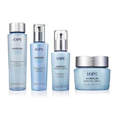 iope-moistgen-balancing-4-piece-set-softener-200ml-emulsion-150ml-serum-50ml-cream-50ml-combination-