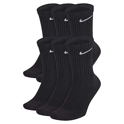 Nike U Nk Everyday Cush Crew 6pr-BD Calcetines