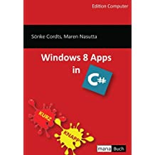 Windows 8 Apps in C#