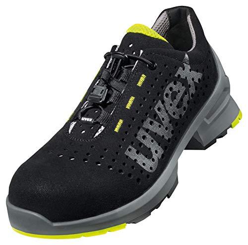 Uvex 1 Scarpe Antinfortunistiche | Sneaker Bassa Traforata - Protezione S1 SRC | Scarpe da Lavoro con Puntale in Composito | Antiscivolo