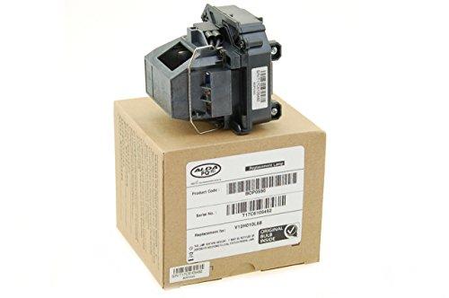 Alda PQ-Premium lampada con modulo Lampada proiettore per EPSON EMP-TW700 Proiettori