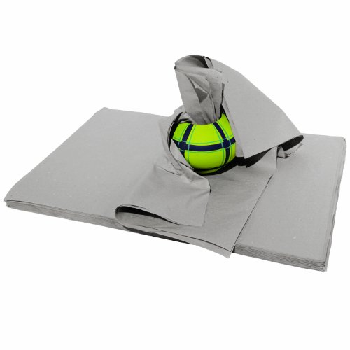 10 kg Packseide 37,5cm x 50cm grau, Seidenpapier Polsterpapier Geschirrpapier Packpapier tissue paper thumbnail