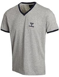 Hummel Unisex T-Shirt Classic Bee V Neck Tee