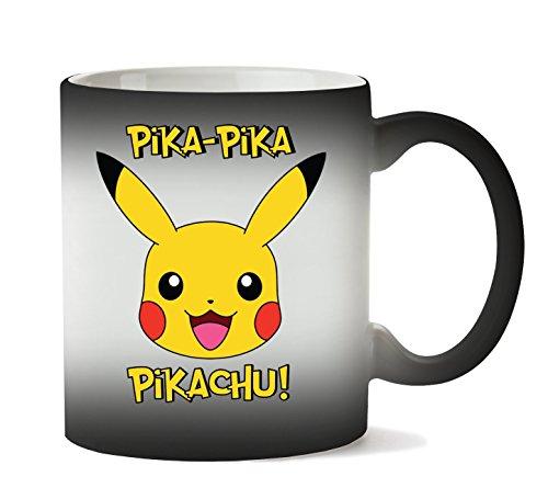 Farbwechsel Tasse Pika Cute Mugworld Pokemon Hitze Pikachu LSpzUMGjqV