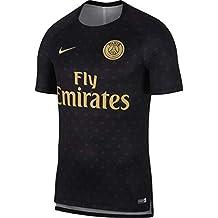 Nike PSG Y NK Dry SQD Top SS GX 2 T-Shirt a090d16b3ac6e
