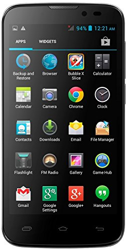 Micromax Canvas Power A96 Mobile Phone (Black)