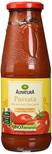 Alnatura Bio Passata, vegan, 12er Pack (12 x 690 g)