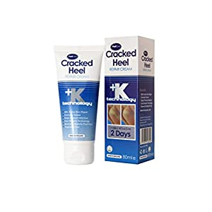 PediCare +K Technology Cracked Heel Repair Cream 80ml by PediCare