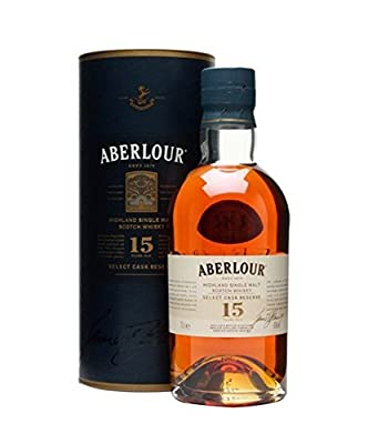 Aberlour - 15 yo - Speyside Single Malt Scotch Whisky - 70cl - 40.0% ABV