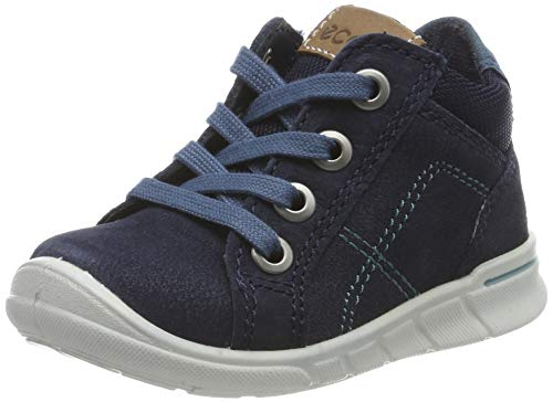 ECCO Unisex Baby First Sneaker, Blau (Night Sky 1303), 26 EU