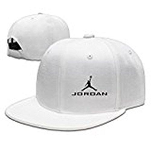 dbf22ce7bd0e Hittings Jordan Famous Baskrtball Palyer Baseball Cap Cool Hat White - Buy  Online in Oman.