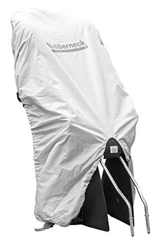 Rubberneck Regenschutz Abdeckung für Fahrradkindersitz - reißfest - reflektierende Streifen