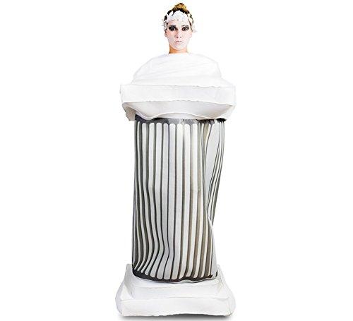 Toga Männliche Kostüm - Fyasa 705856-t04Griechische Spalte Fancy Kleid Kostüm, groß