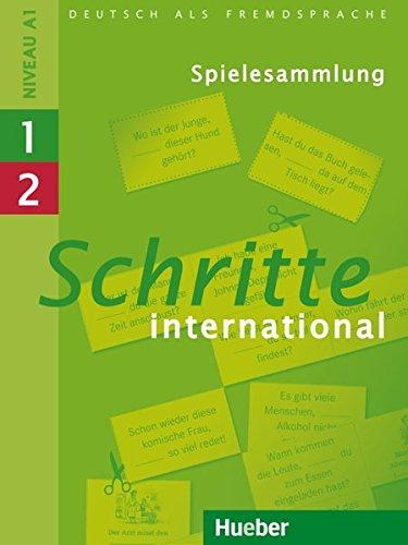 SCHRITTE INTERNATIONAL 1/2 Spiele(Jgos) por Cornelia Klepsch