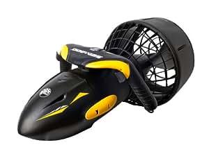 Sea-Doo SeaDoo scooter subacqueo GTS, nero/giallo, 72x 35x 35cm, SD25001DE