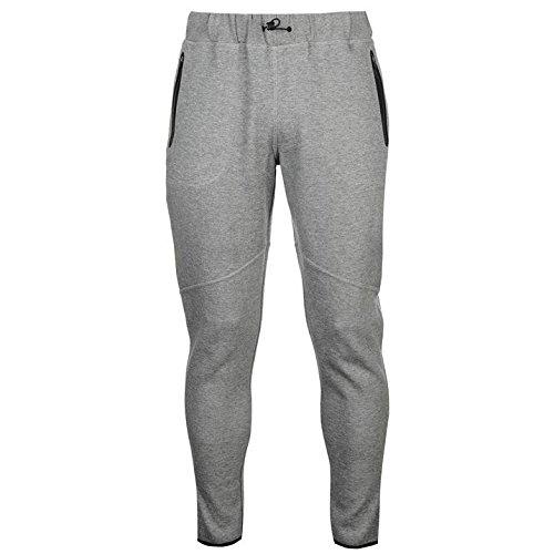 everlast-mens-tech-sport-pants-waterproof-jogging-bottoms-training-running-grey-marl-xl